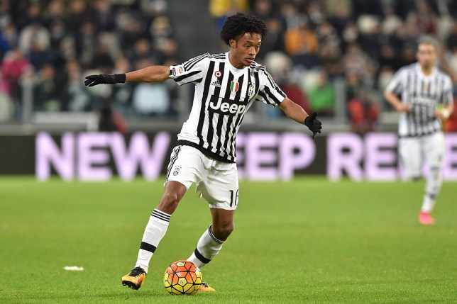 9a0b00f4468 Chelsea s Juan Cuadrado has impressed during a loan spell with Juventus  (Picture  Getty Images)