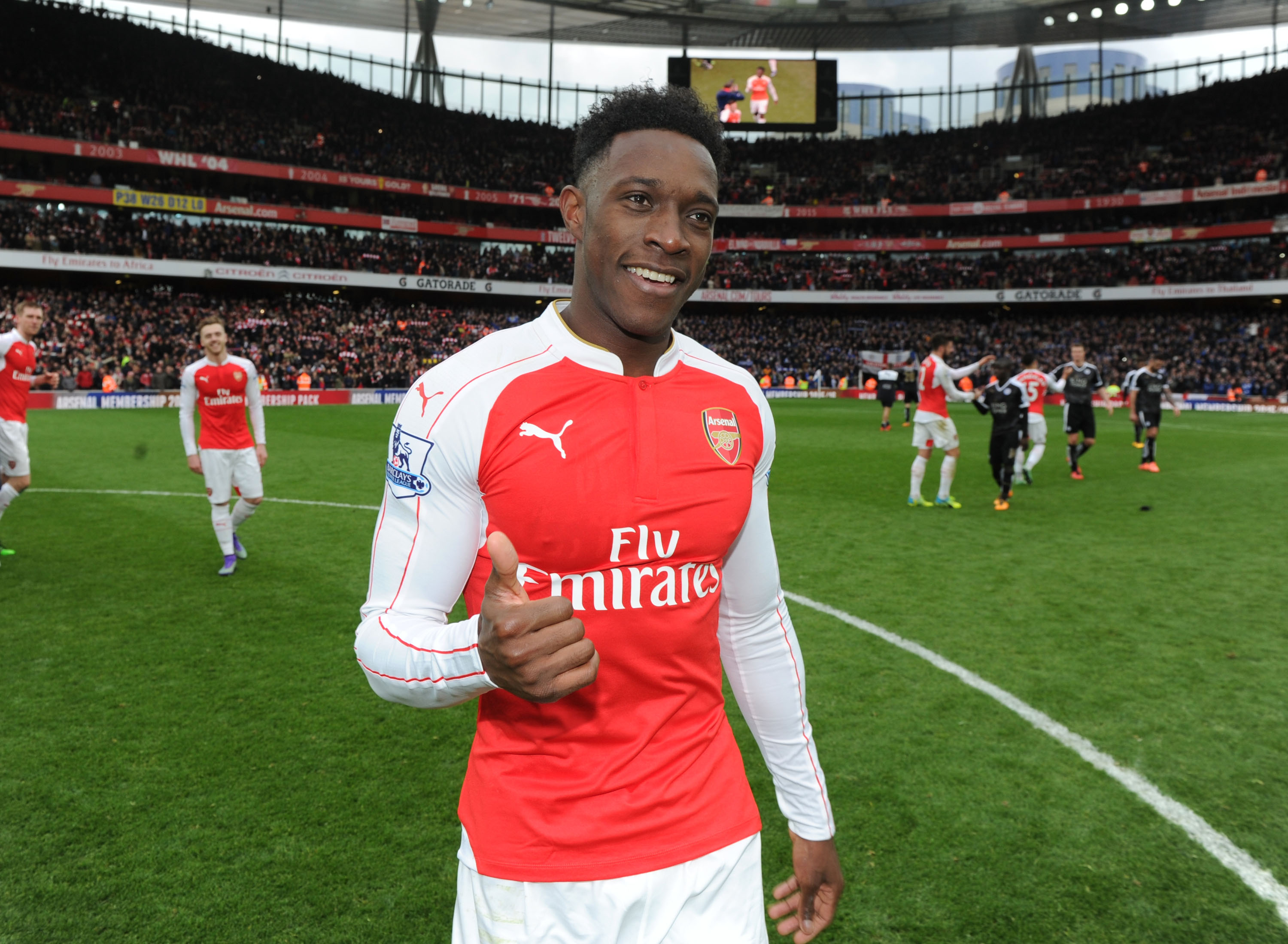 Is this how Arsenal will line up against Hull City in the FA Cup?