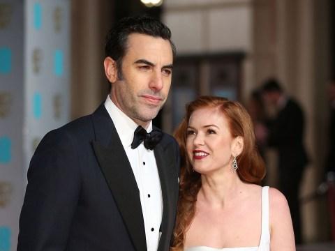 BAFTA 2016: Sacha Baron Cohen doesn't think the Oscars are racist