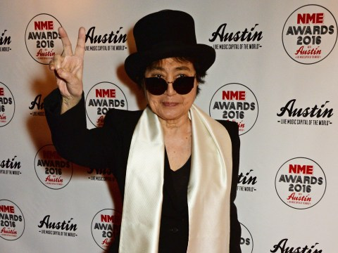 Yoko Ono rushed to hospital in New York with 'flu-like' symptoms