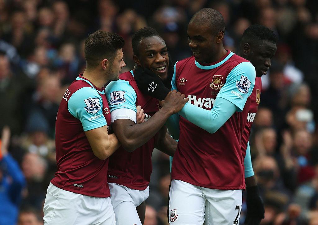 West Ham set Premier League points record with Sunderland win