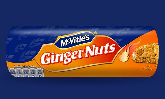 Fear not people, Ginger Nuts are almost back