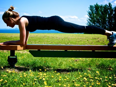 14 ways to hold a longer plank