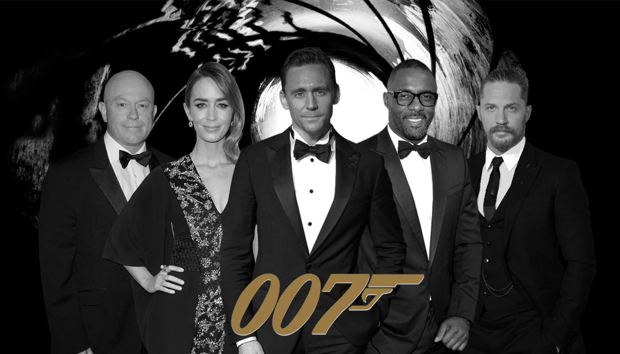 Who should be the next James Bond? We rank our favs (Cameron) Credit: Getty Images/REX/Metro