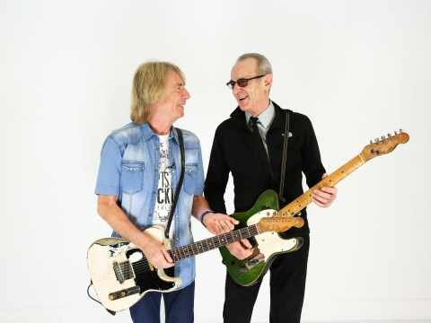 Status Quo to hang up their electric guitars after next tour as they admit live show 'hurts physically'