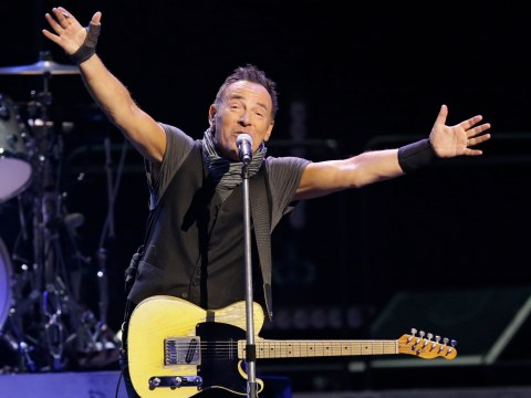 Bruce Springsteen had a slight 'senior moment' onstage in Cleveland…