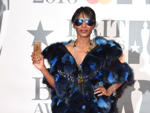 Sinitta gleefully tweets through Strictly Come Dancing… as The X Factor is on TV