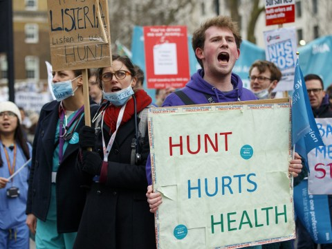 Junior doctors are planning the first full walkout in the history of the NHS