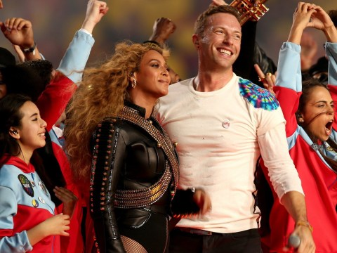 Beyonce told Chris Martin she didn't want one of his 'awful' songs