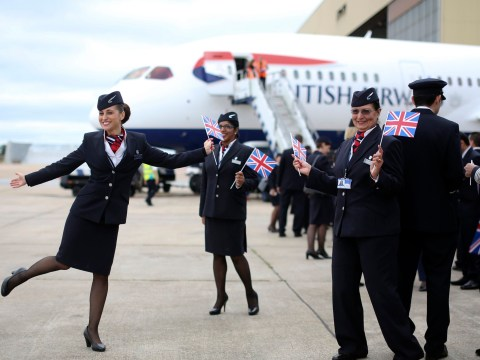 Female cabin crew can finally wear the trousers at British Airways