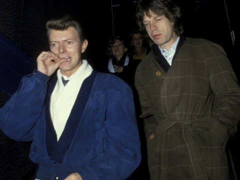 David Bowie 'had a threesome with Mick Jagger', says ex-bodyguard