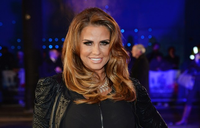 Katie Price has cut all her hair off Credit: Getty Images
