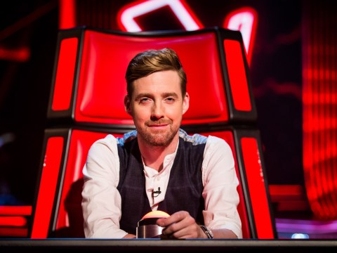 Ricky Wilson declares he is 'too good' for ITV following The Voice quit