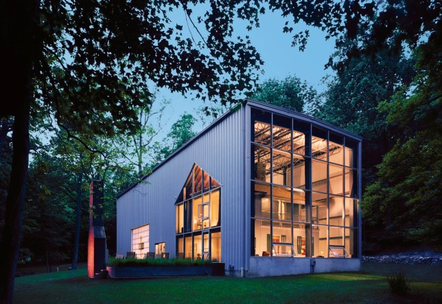 Outstanding 17 Incredible Houses Made From Shipping Containers Metro News Download Free Architecture Designs Lukepmadebymaigaardcom