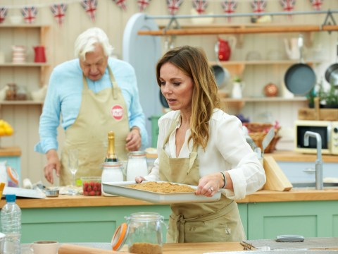 Now Geri Halliwell is being considered as a Great British Bake Off presenter after Mel and Sue quit