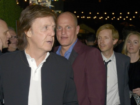 WATCH: This is the moment Sir Paul McCartney was turned away from a Grammys after-party