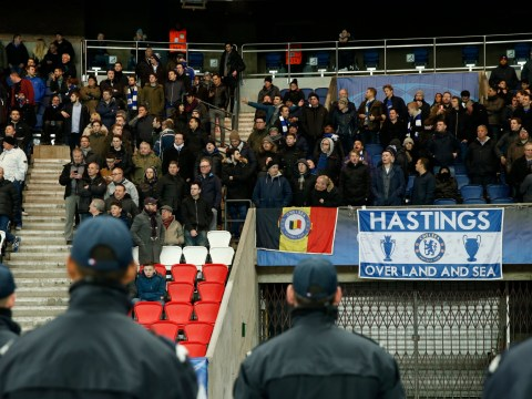 The French police failed to treat Chelsea fans with any human decency