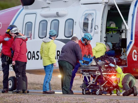 Climber rescued after Highlands avalanche dies from injuries