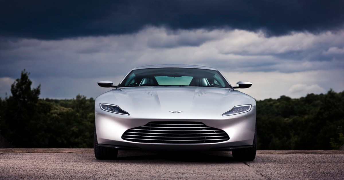 James Bond S Db10 Aston Martin Sold For 2 4m But The Owner