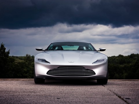 James Bond's DB10 Aston Martin sold for £2.4M – but the owner can't drive it