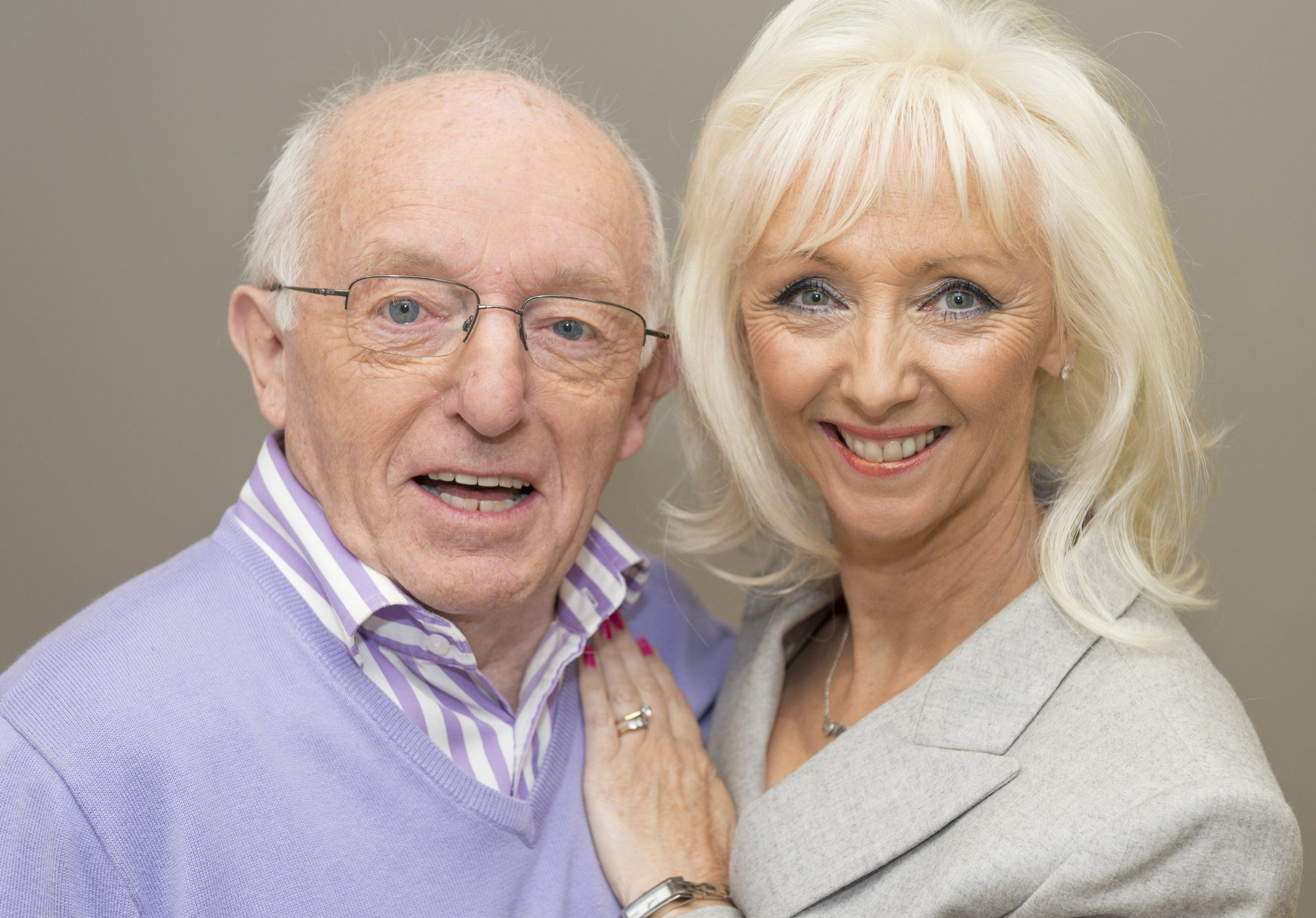 Debbie McGee sends sweet tweet to fan whose father and brother also have terminal illnesses
