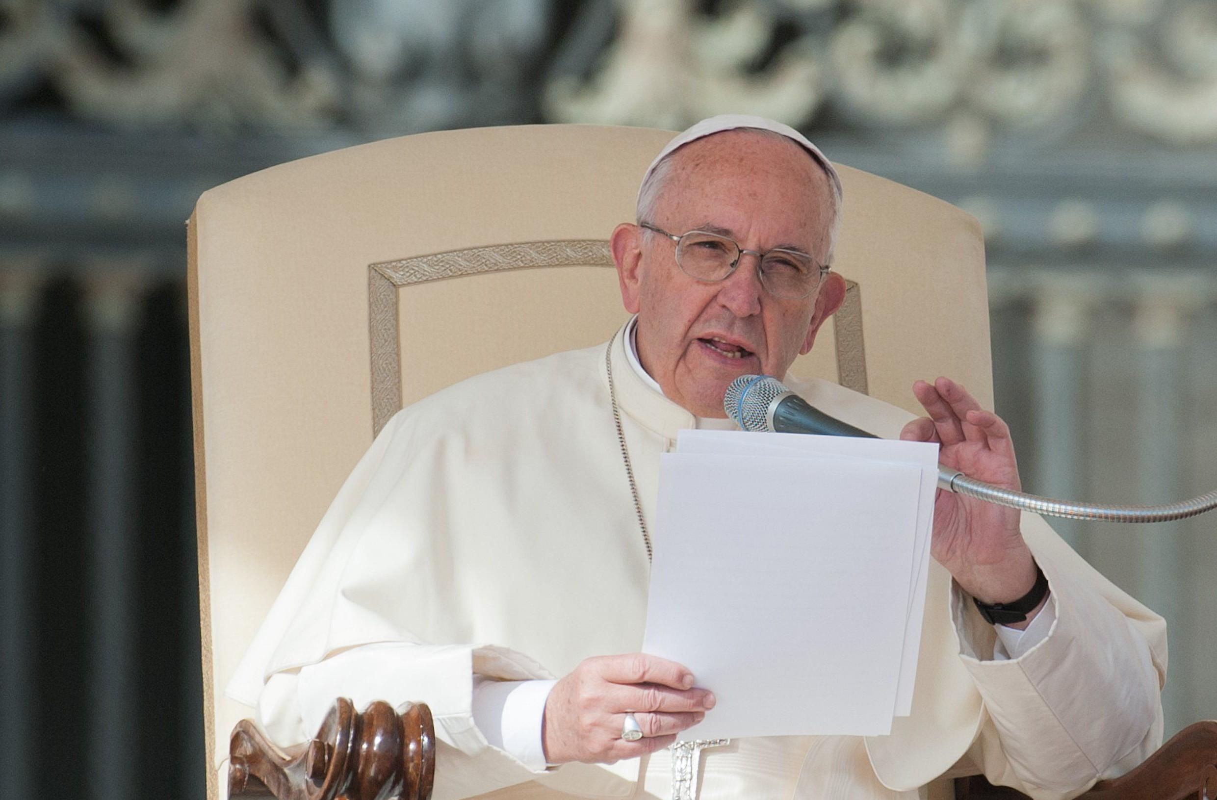Pope's pregnant secretary found dead in Rome apartment