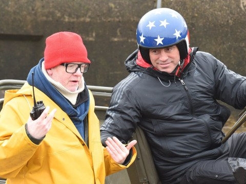 Why Top Gear hosts Chris Evans and Matt LeBlanc 'have fallen out'