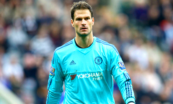 Everton set to make transfer offer for Chelsea's Asmir Begovic