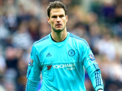 Everton set to make transfer offer for Chelsea's Asmir Begovic