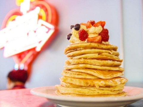 The Breakfast Club shares its super-easy guide to making perfect American pancakes