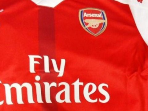Arsenal's 2016/17 home kit allegedly leaked on Twitter