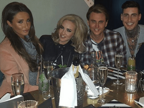 The Celebrity Big Brother housemates just had a mini reunion
