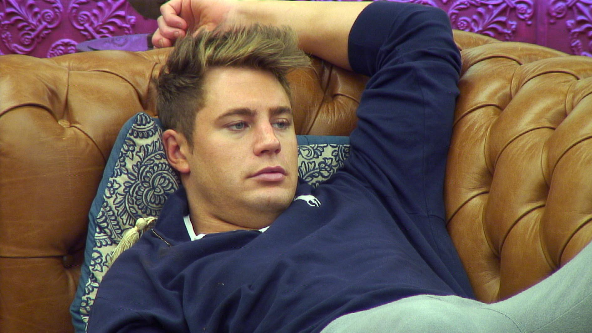 Celebrity Big Brother Scotty T (Picture: Channel 5)