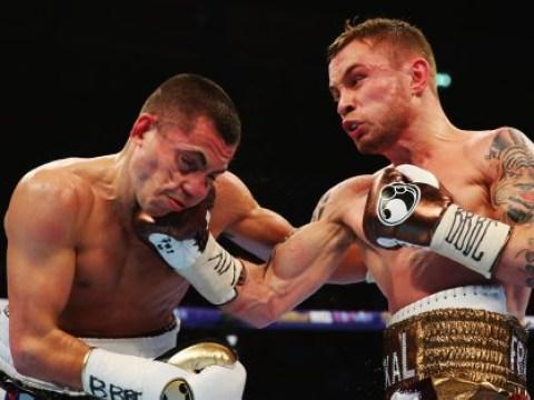 Carl Frampton v Scott Quigg: Bored boxing fans demand refund