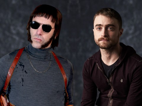 Daniel Radcliffe wasn't the only punchline for an AIDs joke in Sacha Baron Cohen's Grimsby