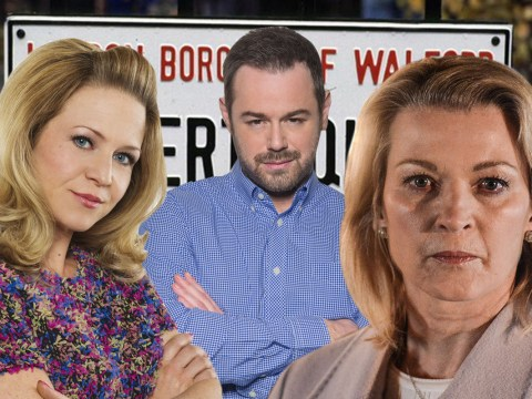 Could EastEnders cast hold a mass walk-out when producer Dominic Treadwell-Collins leaves?