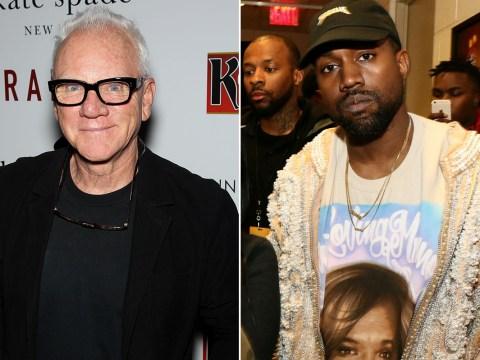 A Clockwork Orange star Malcolm McDowell smacks down Kanye for saying he's the new Kubrick
