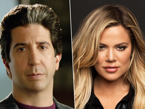 Khloe Kardashian is too 'afraid' to watch David Schwimmer play her dad on The People Vs OJ Simpson