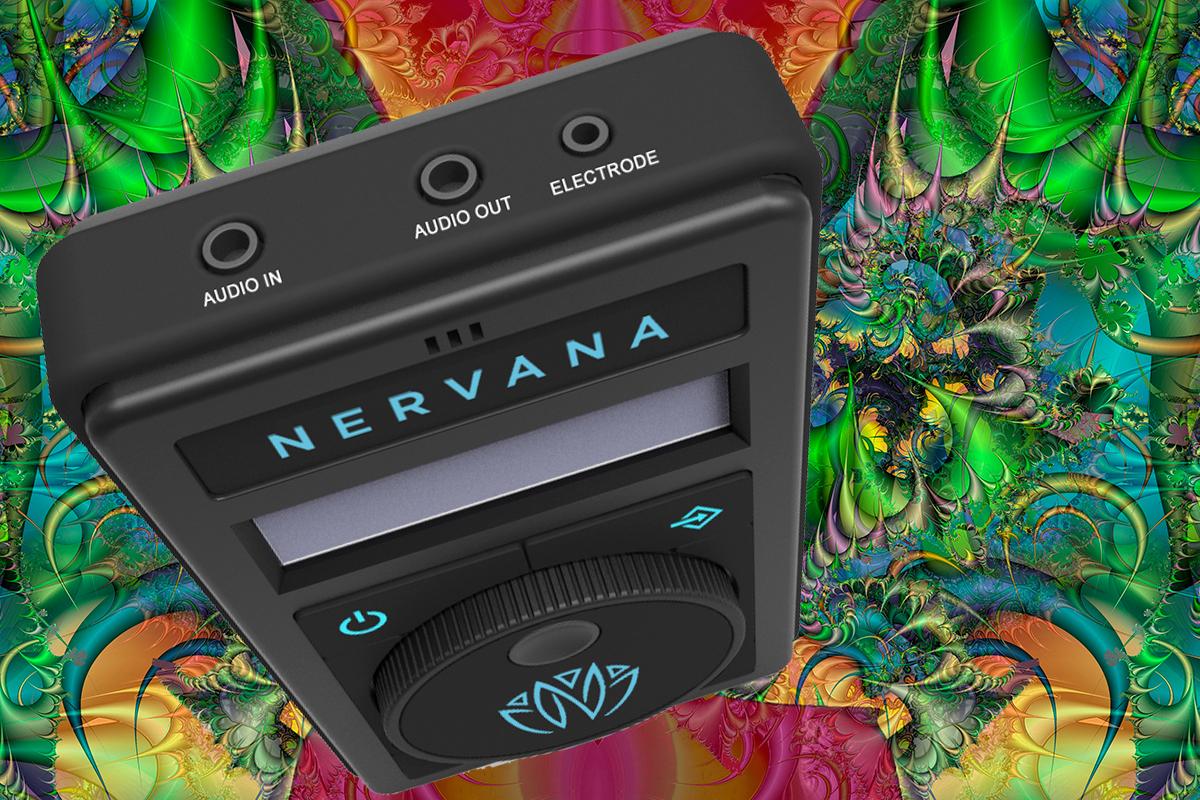 Nervana headphones Getty