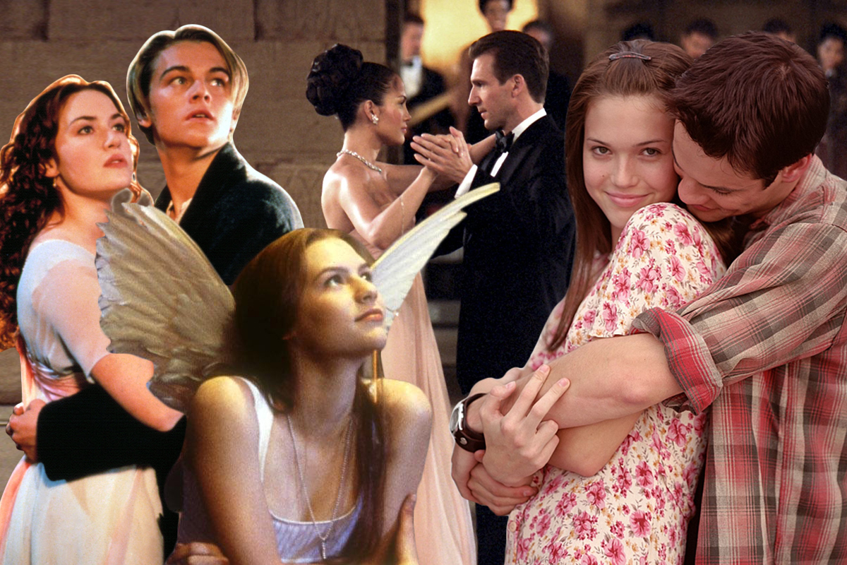 20 romantic movies ranked from worst to best