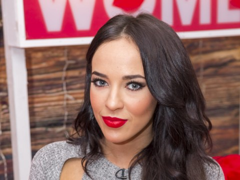 Stephanie Davis has ended her relationship… with brunette hair