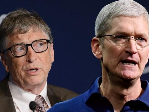 Bill Gates backs FBI over Apple in San Bernardino iPhone dispute