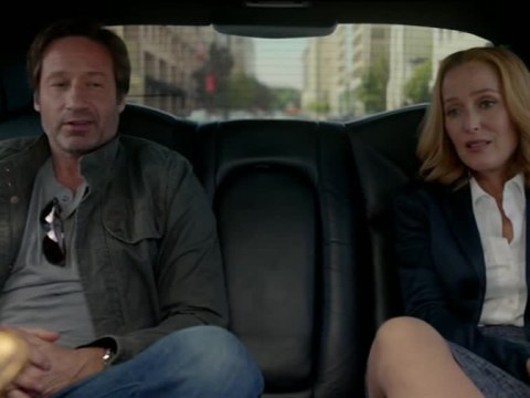 The X-Files 2016: As the show makes a triumphant return, here's a sneak peek at episode two