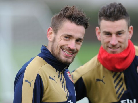 Odds slashed for Mathieu Debuchy to seal Manchester United move from Arsenal on transfer deadline day