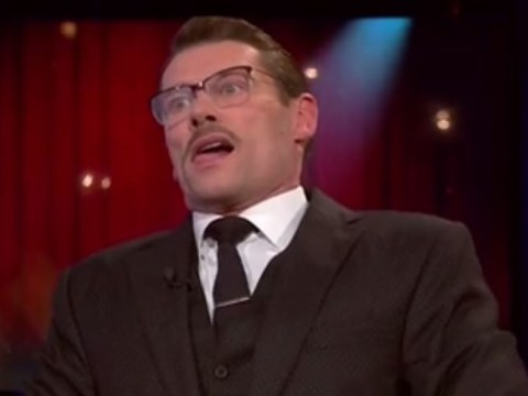 Celebrity Big Brother: John Partridge reacts badly as crowd shouts 'off off off!' during exit interview