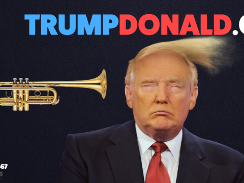 People love trumping Donald in this new online game