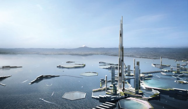 Sky Mile Tower - Next Tokyo