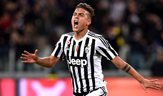 Manchester United in talks over Paulo Dybala transfer deal