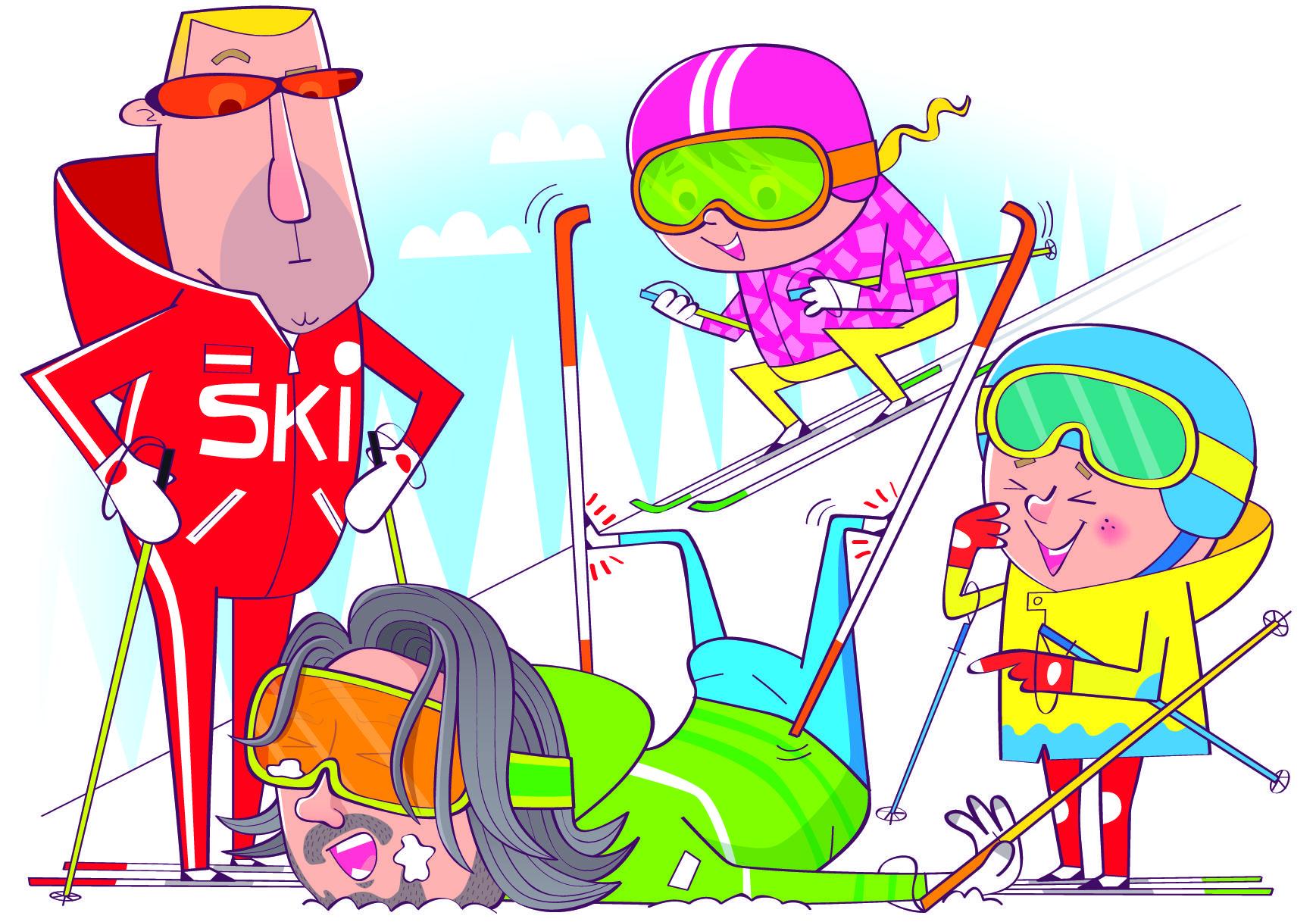 Richard Herring: Skiing? I won't be making it a Hobbit