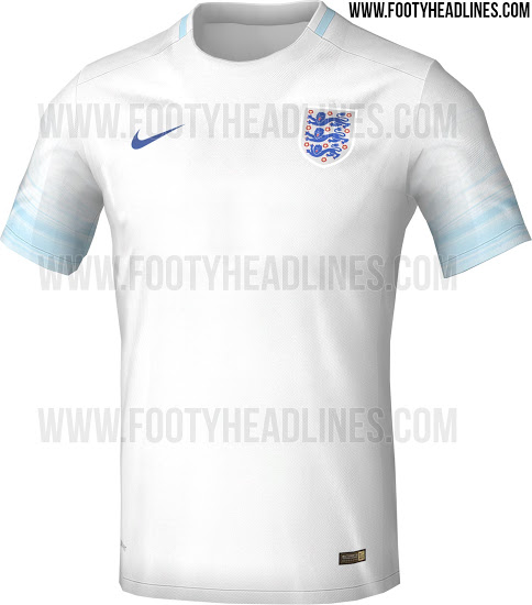 ffaaeec6932 Euro 2016: Leaked pictures appear to show England's home kit | Metro ...